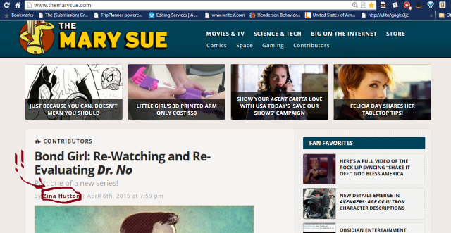 tms front page
