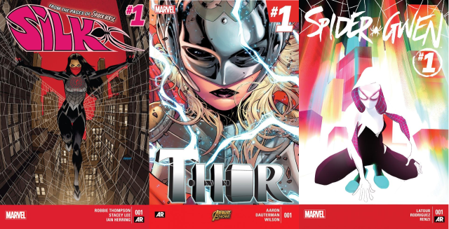 Marvel Firsts NCBD