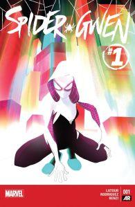 Spder Gwen 1 cover