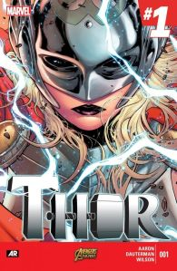 Thor 1 Cover