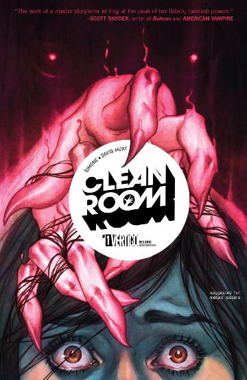 Comic Review Clean Room 1 Stitch S Media Mix
