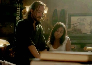 Abbie Ichabod Sleepy Hollow