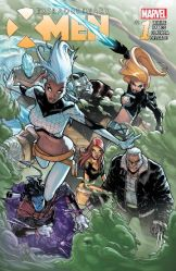 Extraordinary X-Men 1 Cover