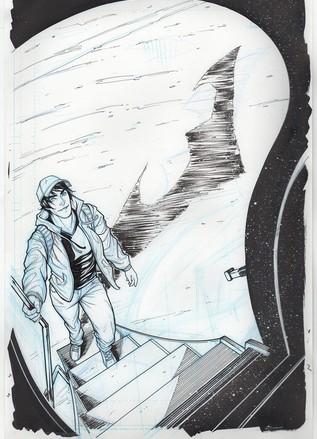 Meghan Hetrick Nightwing 30 Final Page