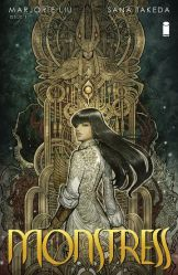 Monstress 1 Cover
