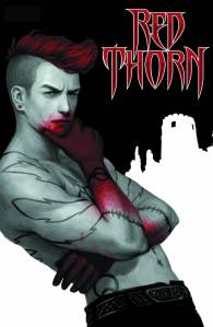 Red Thorn 1 Cover