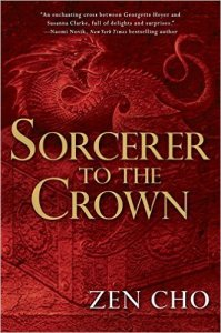 Sorcerer to the Crown Cover
