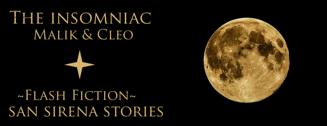 The Insomniac - Title Card