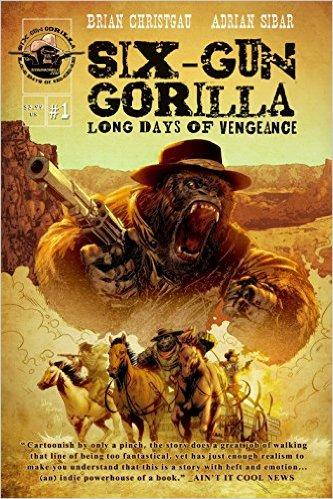 Six Gun Gorilla Cover