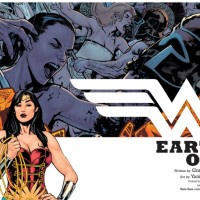 Wonder Woman Earth One Is Far From Wondrous