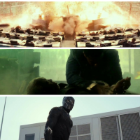Black Pain and Death in Captain America: Civil War