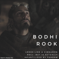 Bodhi Rook - Looks Like A Cinnamon Roll...