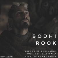 Bodhi Rook - Looks Like A Cinnamon Roll...