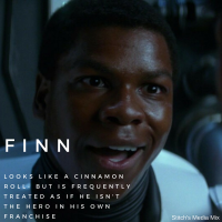Finn - Looks Like A Cinnamon Roll...