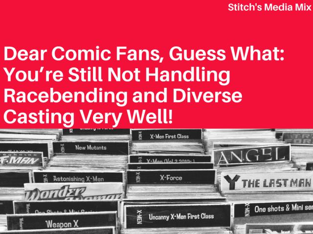 Dear Comic Fans - 2017