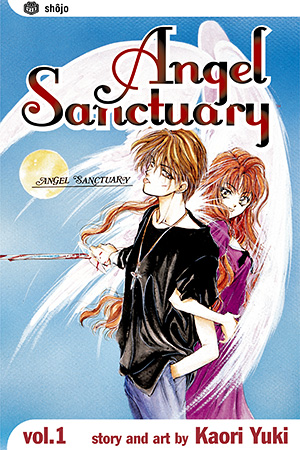 angel sanctuary cover