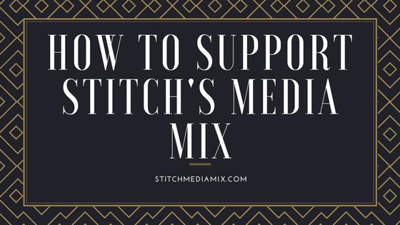Stitch's Media Mix