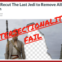 Intersectionality Fail: Star Wars The Last Jedi Without Men