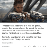 What Fandom Racism Looks Like: The Smartest Girl in the World Has To Be A Mary Sue