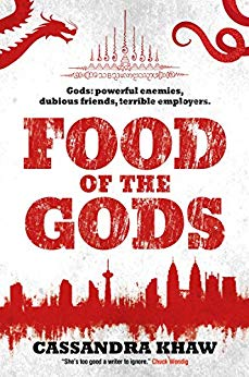 Food of the Gods Cover