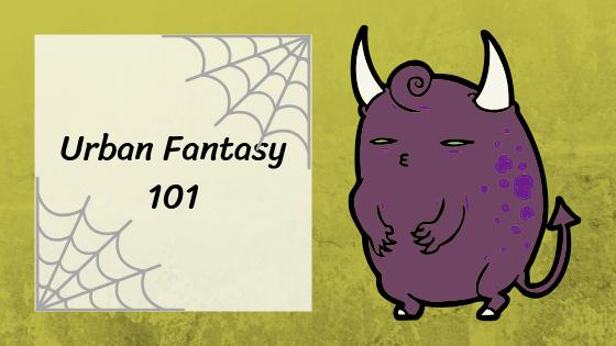 Urban Fantasy 101 Header