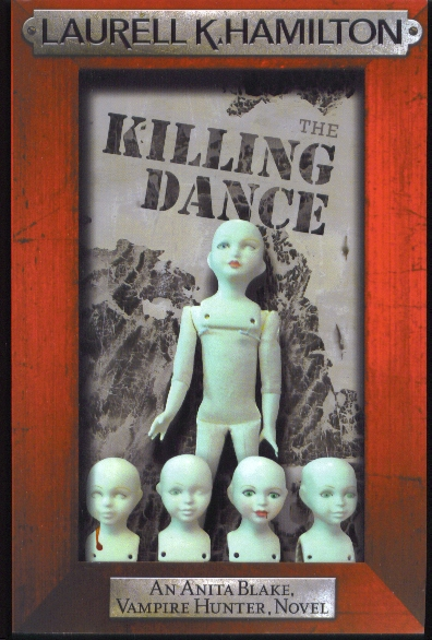 The Killing Dance - UK Cover from 2010
