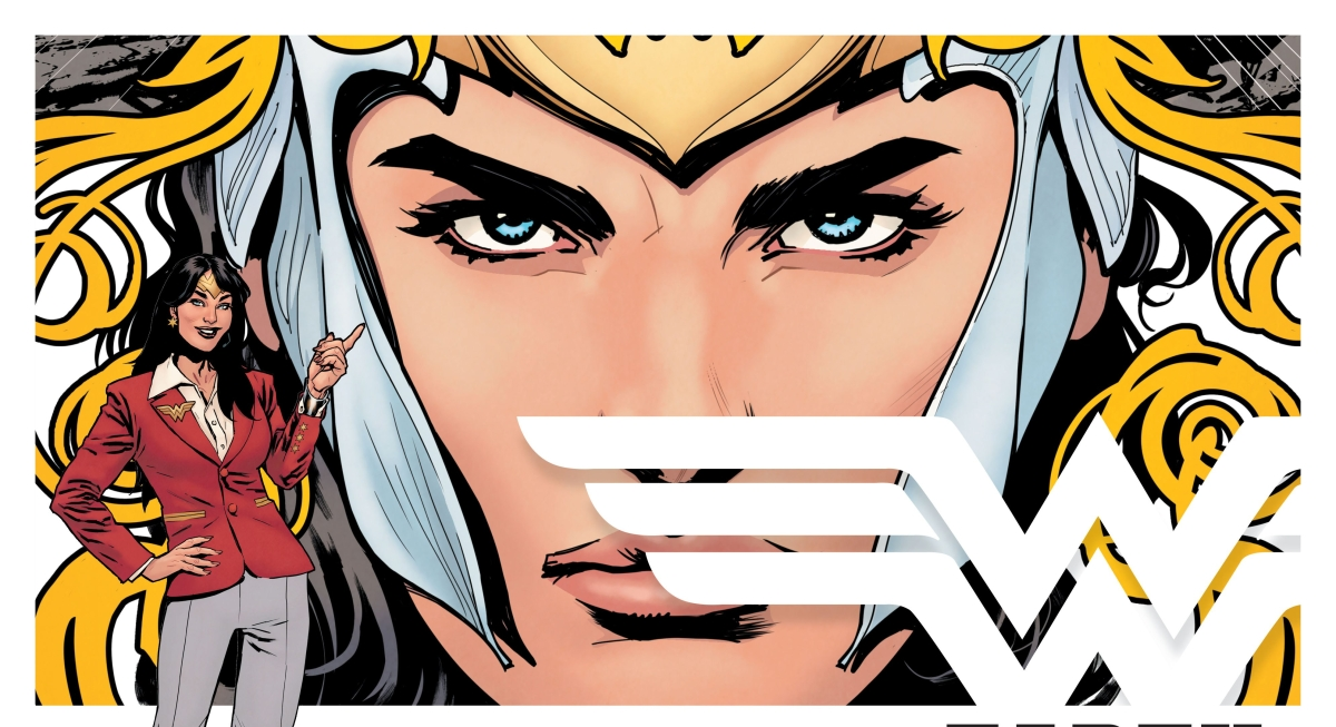 Wonder Woman:Earth One – Volume 2  – Somehow Worse Than The First