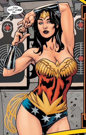 Wonder Woman - Earth Oneÿ Vol. 02-071