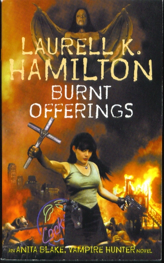 Burnt Offerings - 2000 UK Cover