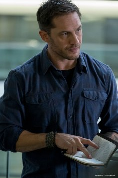 tom hardy - eddie brock