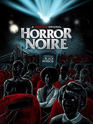 Horror Noire cover