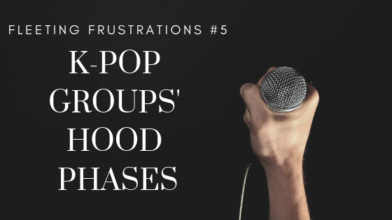 fleeting frustrations #5 - hood phases from folks who've never been to the hood