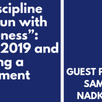 """A discipline overrun with whiteness"": #FSN2019 and Making a Statement - A Guest Post"