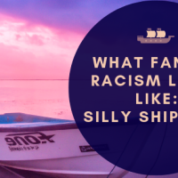 What Fandom Racism Looks Like: Silly Ship Wars