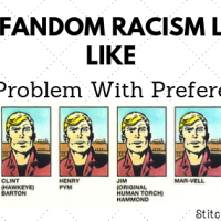 What Fandom Racism Looks Like: The Problem With Preferences